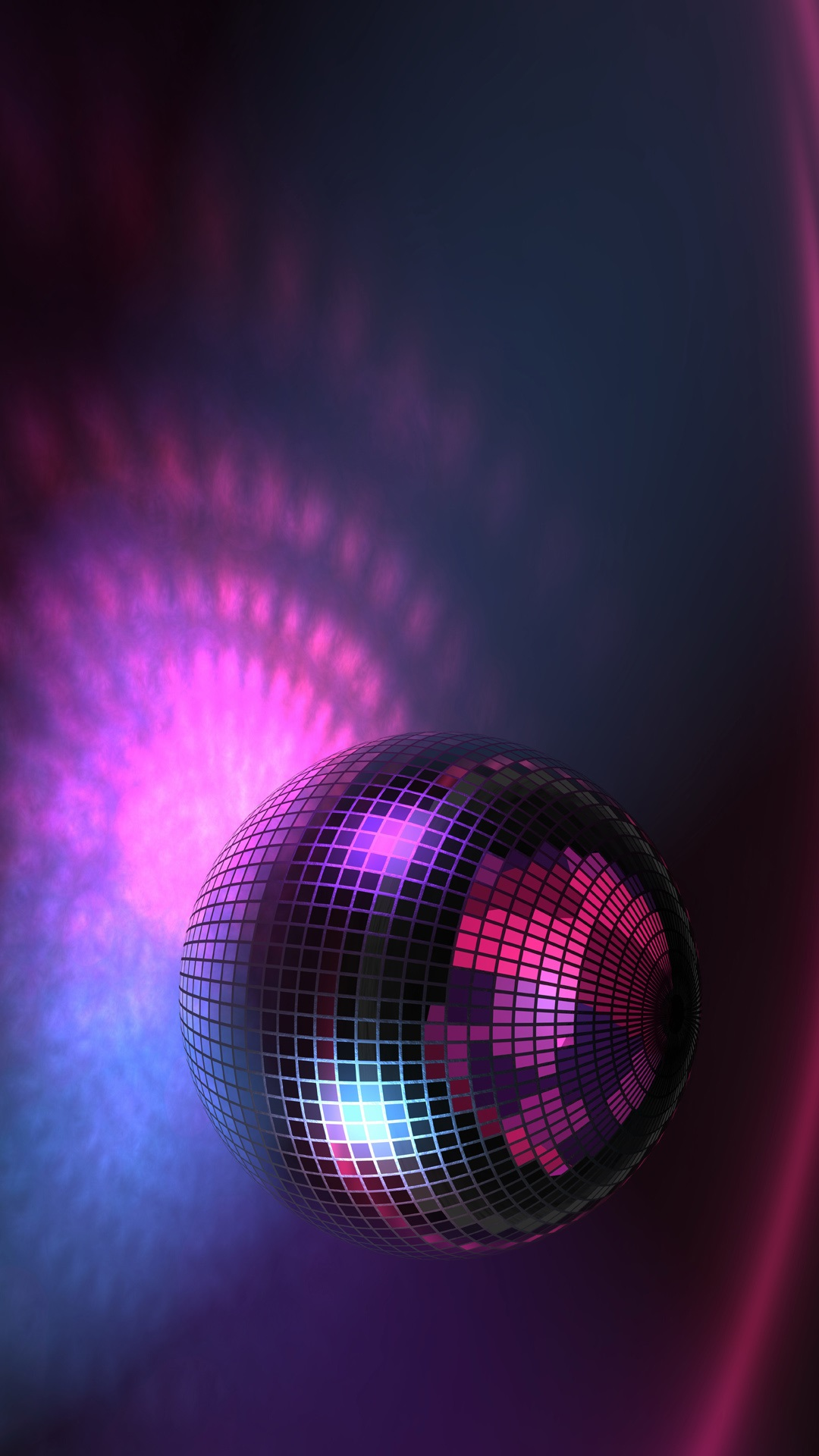 Simple Wallpaper Music Purple - Purple-ball-light-music-creative_1080x1920_iPhone_6_Plus_wallpaper  HD_806856.jpg