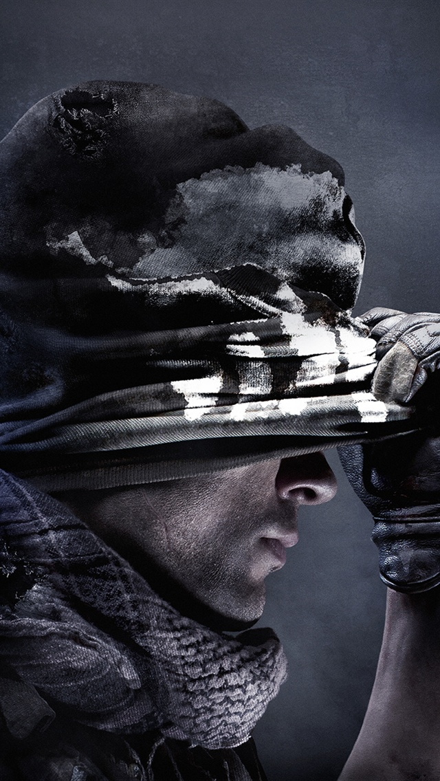Call of duty ghosts iphone x 8 7 6 5 4 3gs wallpaper - Call of duty ghost wallpaper hd iphone 5 ...