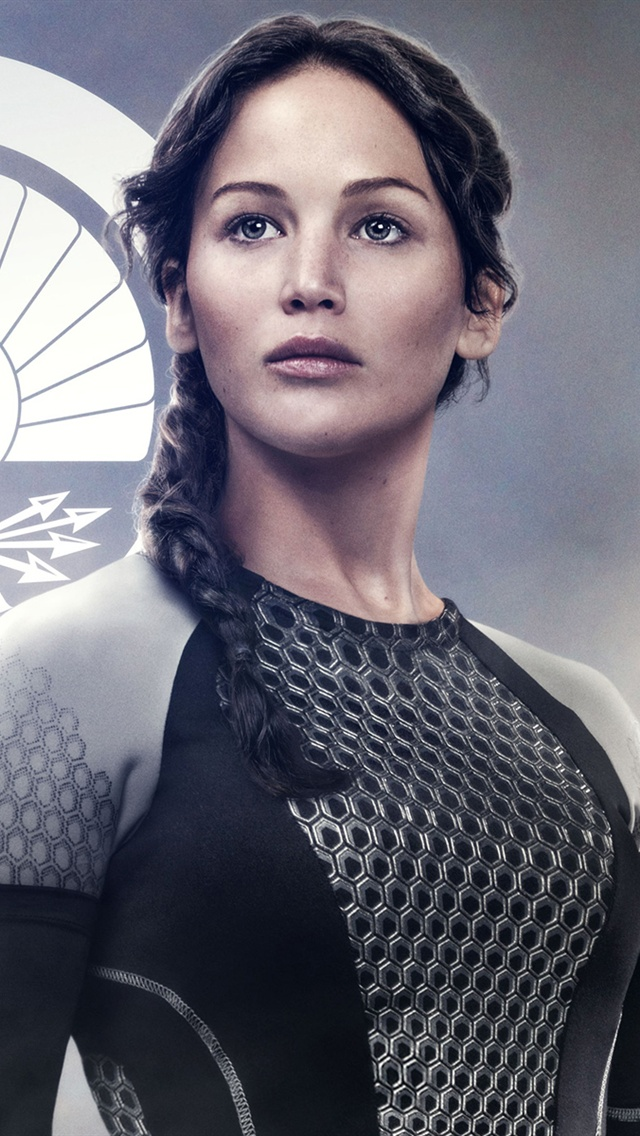 Jennifer lawrence in the hunger games catching fire 2013 iphone jennifer lawrence in the hunger games catching fire 2013 iphone 5 5s voltagebd Image collections