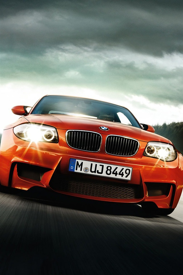 Attrayant Red BMW Car IPhone 4 (4S) Wallpaper   640x960