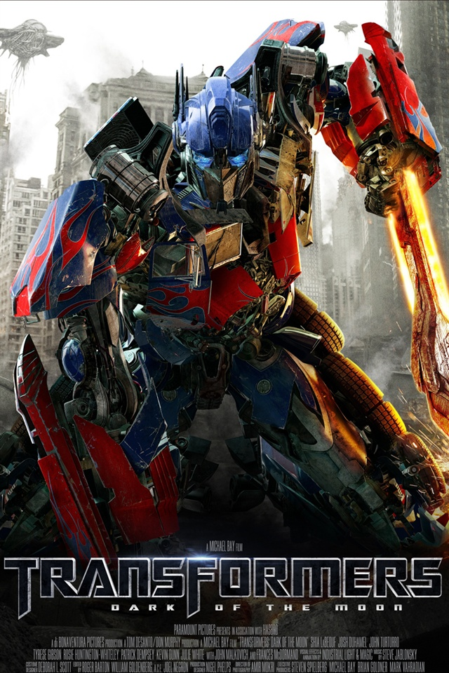 Transformers Dark Of The Moon Iphone X 8 7 6 5 4 3gs