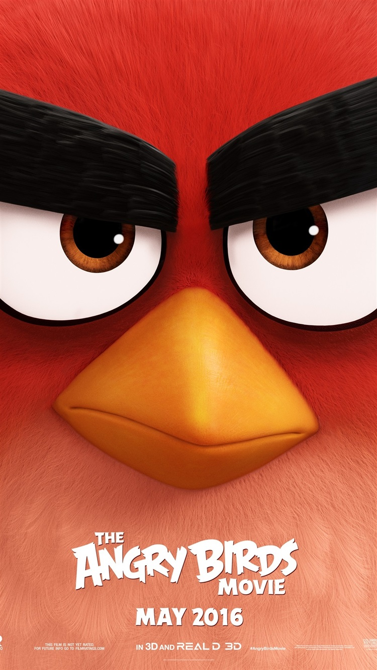 Angry Birds Movie Iphone X 8 7 6 5 4 3gs Wallpaper Download
