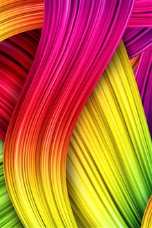 Abstract colors iPhone Wallpaper Preview