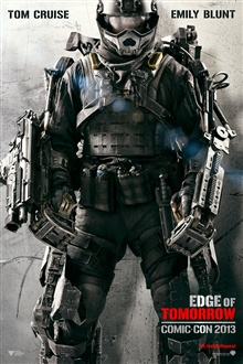 Edge of Tomorrow iPhone Wallpaper Preview