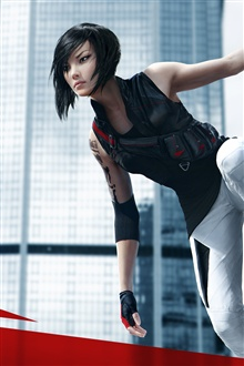 Mirrors Edge 2 iPhone Wallpaper Preview
