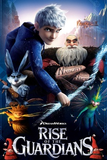 Rise of the Guardians iPhone Wallpaper Preview