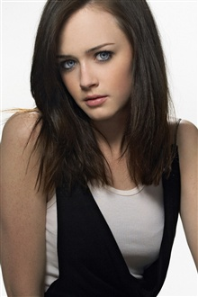 Alexis Bledel 02 iPhone Wallpaper Preview