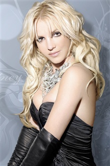 Britney Spears 02 iPhone Wallpaper Preview