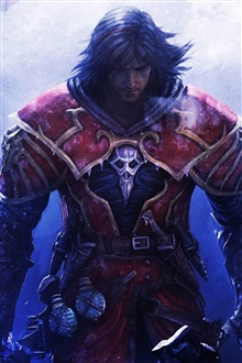 Castlevania: Lords of Shadow iPhone Wallpaper Preview