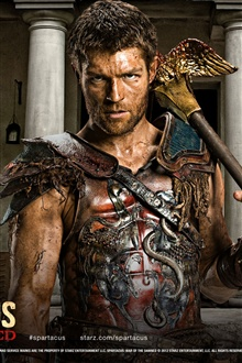Spartacus: War of the Damned iPhone Wallpaper Preview
