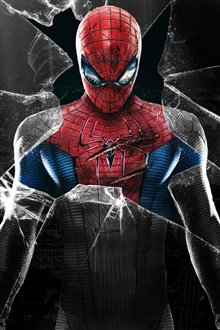 The Amazing Spider-Man iPhone Wallpaper Preview