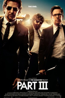 The Hangover Part III iPhone Wallpaper Preview