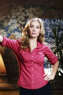 Elizabeth Mitchell 03 iPhone Wallpaper Preview