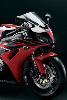 Honda sportbike motorcycles iPhone Wallpaper Preview