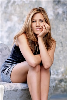 Jennifer Aniston 01 iPhone Wallpaper Preview