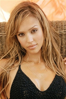 Jessica Alba 03 iPhone Wallpaper Preview