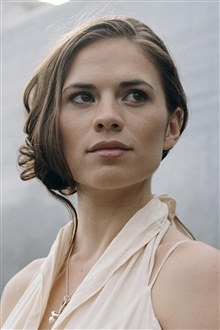 Hayley Atwell 02 iPhone Wallpaper Preview
