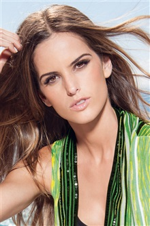 Izabel Goulart 02 iPhone Wallpaper Preview