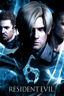 Resident Evil 6 PC game iPhone Wallpaper Preview