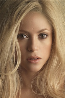 Shakira 06 iPhone Wallpaper Preview