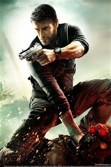 Splinter Cell: Conviction HD iPhone Wallpaper Preview