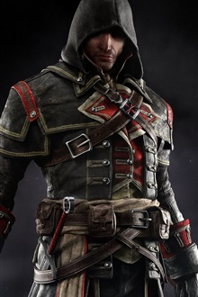 Assassin's Creed: Rogue, killer iPhone Wallpaper Preview