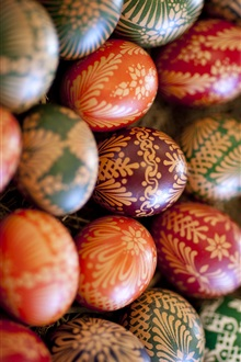 Holiday, eggs, spring, Easter iPhone Wallpaper Preview