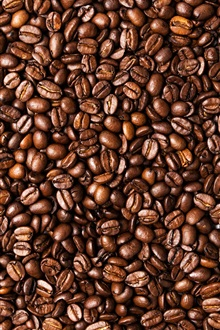 Coffee beans, seeds iPhone Wallpaper Preview