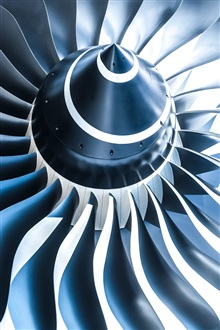 Turboprop, engine, aircraft iPhone Wallpaper Preview
