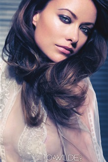 Olivia Wilde 05 iPhone Wallpaper Preview