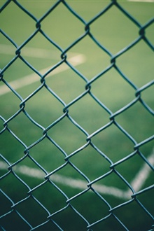 Fence, mesh iPhone Wallpaper Preview