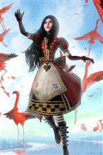 Alice: Madness Returns iPhone wallpaper