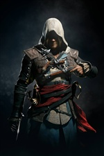 Assassin's Creed 4: Black Flag iPhone wallpaper