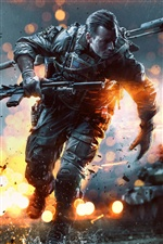 Battlefield 4 iPhone wallpaper