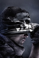 Call of Duty: Ghosts iPhone wallpaper