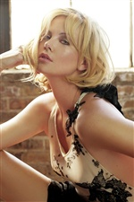 Charlize Theron 02 iPhone wallpaper