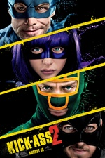 Kick-Ass 2 iPhone wallpaper