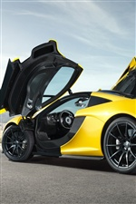 McLaren P1 supercar iPhone Wallpaper