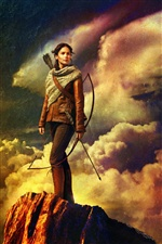 The Hunger Games: Catching Fire iPhone wallpaper