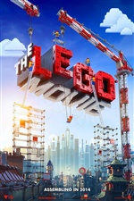 The Lego Movie iPhone wallpaper