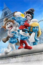The Smurfs 2 iPhone Wallpaper