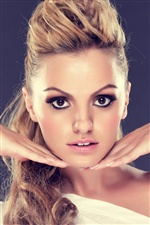 Alexandra Stan 02 iPhone Wallpaper