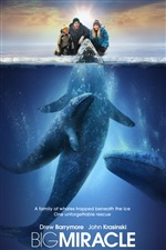 Big Miracle movie poster iPhone Wallpaper