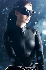 Catwoman Anne Hathaway iPhone wallpaper