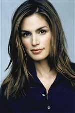 Cindy Crawford 01 iPhone wallpaper