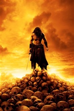 Conan the Barbarian iPhone wallpaper