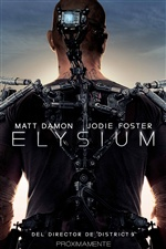 Elysium 2013 iPhone wallpaper