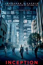 Inception, 2010 movie iPhone Wallpaper