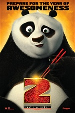 Kung Fu Panda 2 iPhone wallpaper