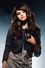 Selena Gomez 02 iPhone wallpaper